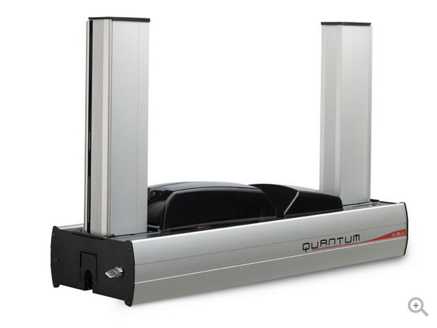 Quantum card printer